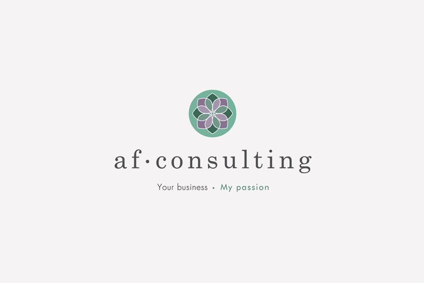 AF Consulting Corporate Identity-logo