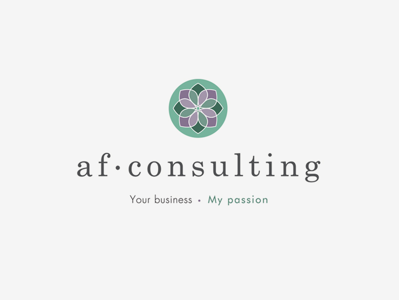 Af-Consulting Corporate Identity