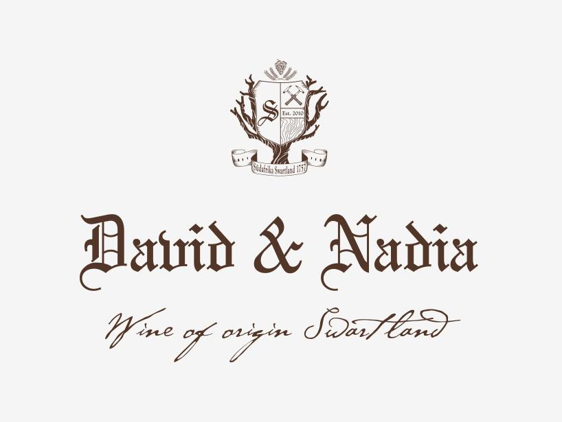 David & Nadia Corporate Identity