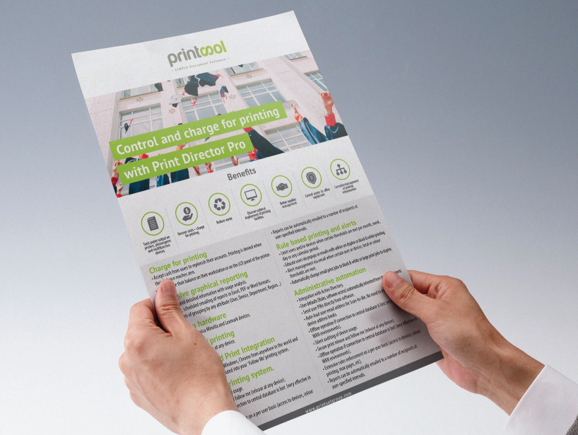 Printsol One Pagers